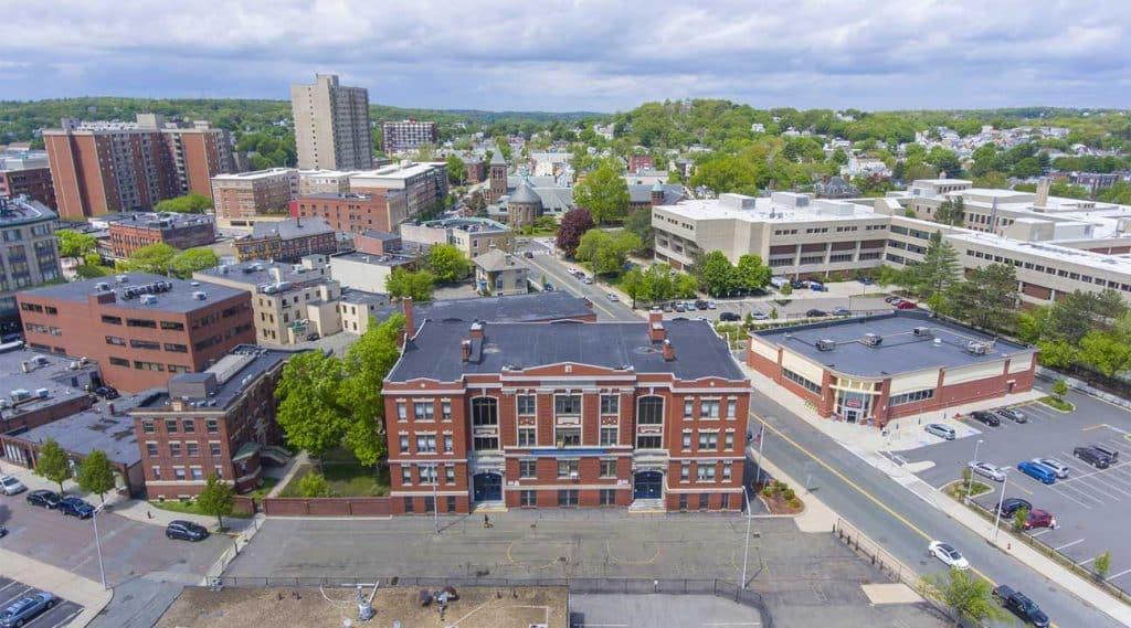 Malden Massachusetts