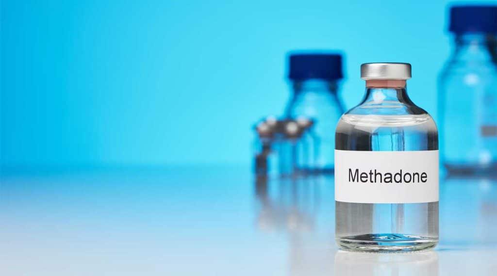 vile of Methadone