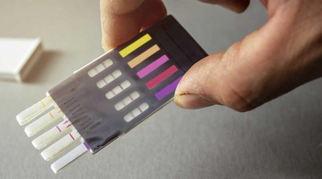 drug testing kit for Oxycodone detection