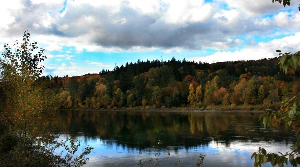 lake near Salem, New Hampshire