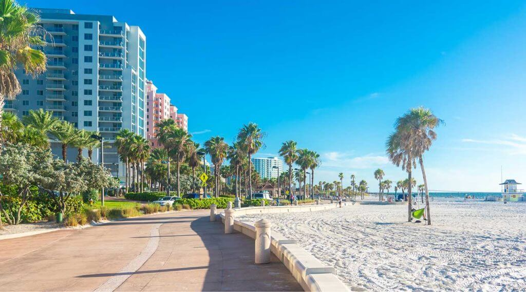 beaches near Florida Drug Rehab Centers