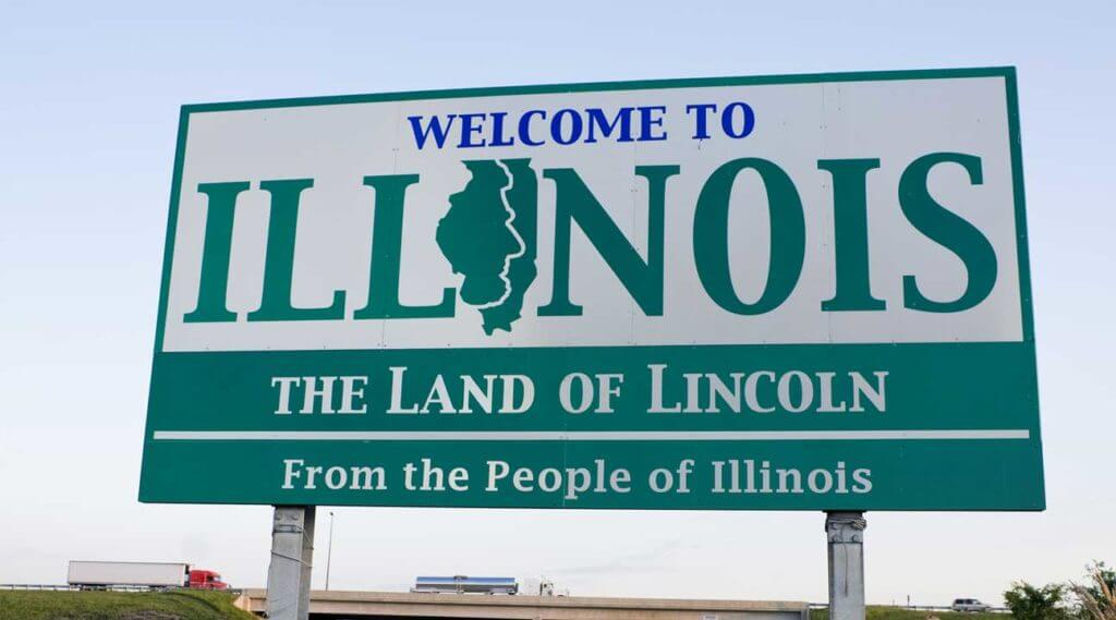 illinois state sign Illinois drug rehab centers