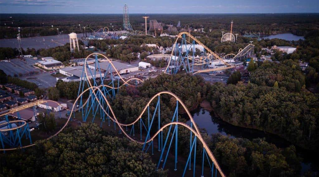 amusement/theme park in Jackson New Jersey