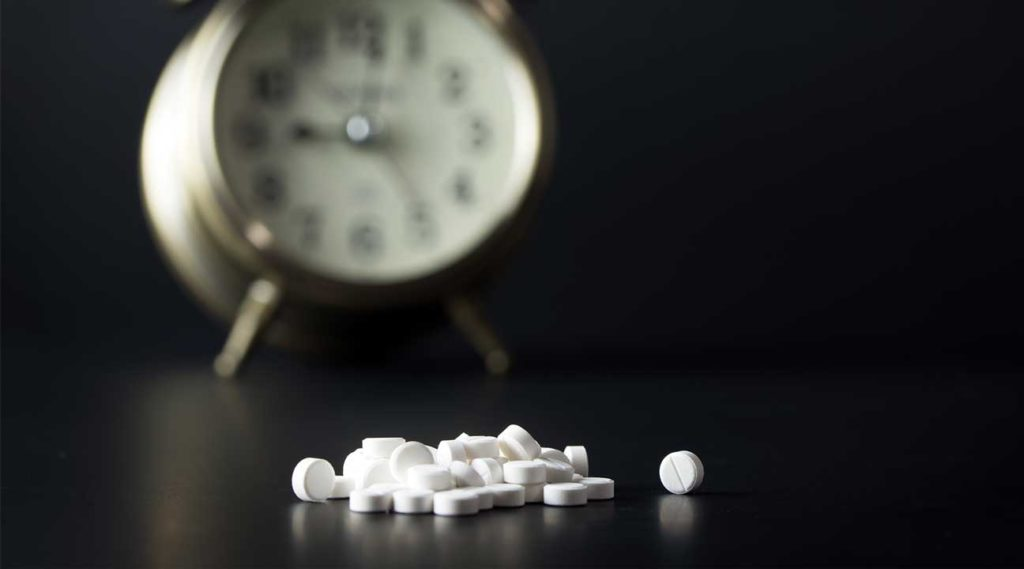 clock and morphine pills how long does morphine stay in your system