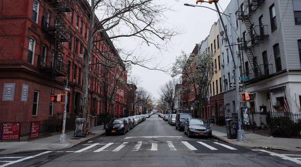 street view of Mount Vernon New York