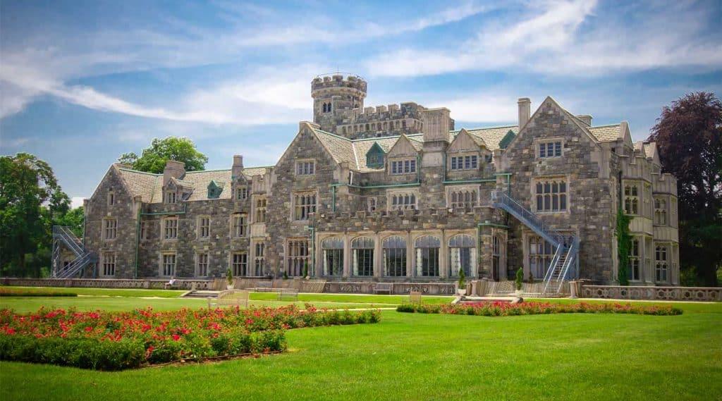 castle near North Hempstead, New York