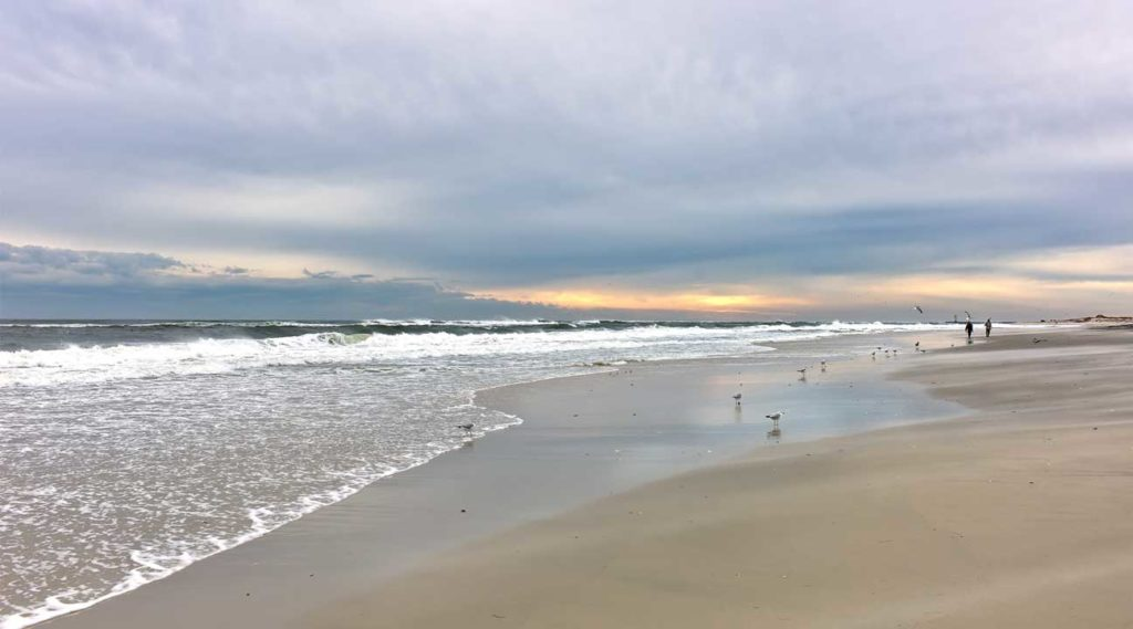 beaches near southampton, new york