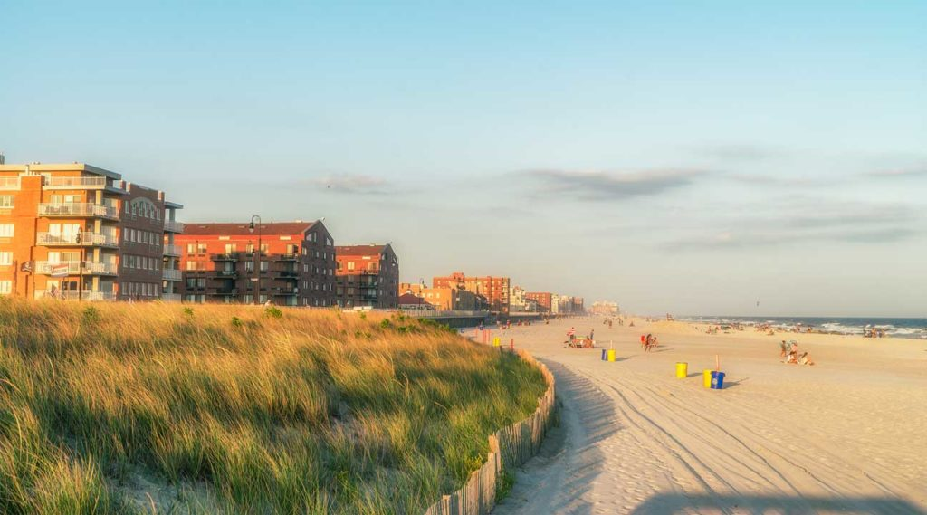 Beaches near Brighton, New York