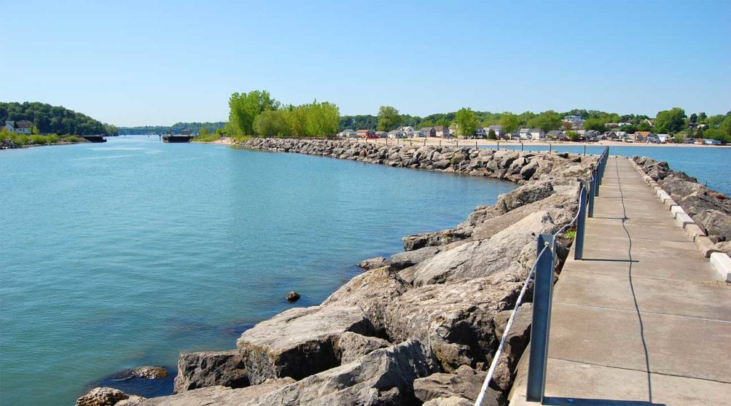 Harbor or Marina near Penfield, New York