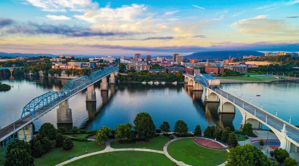 bridges in Nashville Tennessee