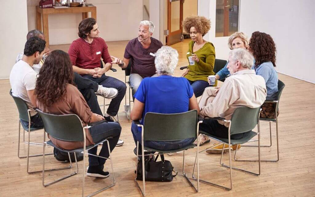Group Therapy In Addiction Treatment | Benefits Of Group Therapy