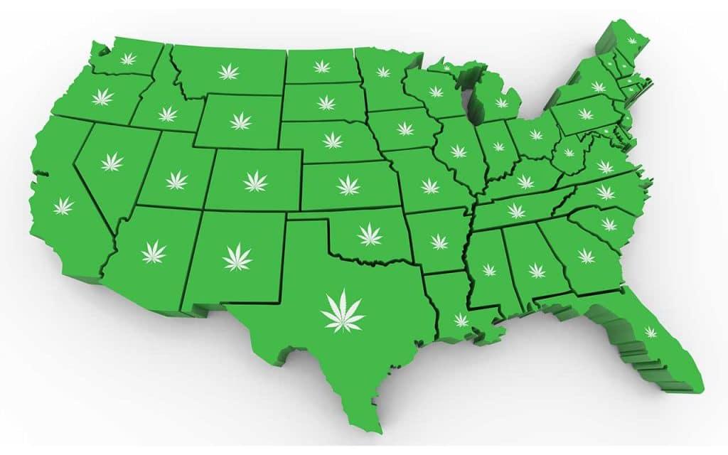 Marijuana Laws By State