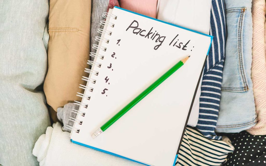 Packing For Rehab | What Should I Bring To Rehab?