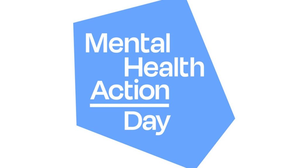 The First National Mental Health Action Day | Thursday, May 20th, 2021