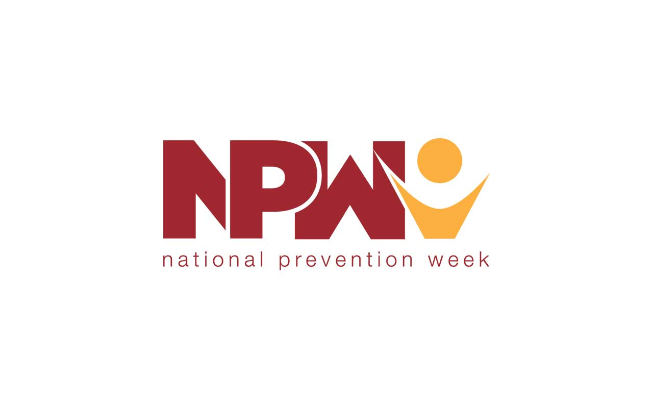 National Prevention Week   Substance Use Prevention & Mental Health Awareness