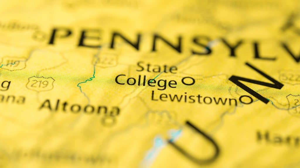 State College, Pennsylvania Alcohol & Drug Rehab Centers